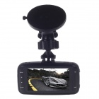 "138B 2.7"" TFT LCD HD Screen 720P Car Digital Video Camcorder w/ 4-IR LED - Black"