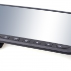 "BPeDH F9 4.3"" TFT 12.0 MP 162° Wide Angle HD Car DVR / Rearview Mirror w/ AV-OUT / One Key SOS Lock"