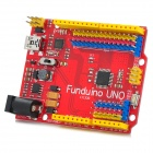 Funduino UNO ATmega328P Development Board - Red