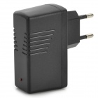 AC Charging Adapter Charger w/ USB Output for IPHONE / IPAD / IPOD / Samsung / HTC - Black (EU Plug)
