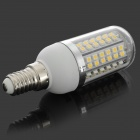 JR-LED E14 6W 390lm 3300K 80-3528 SMD LED Hot White Ampoule