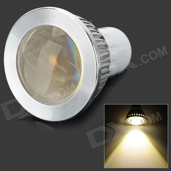 JR-LED GU10 3W 3500K 230lm COB Warm White Dimmer Spotlight (AC 220V) contemporary led wall lamp with butterfly lampshade for bedroom foyer 15w wall sconce white warm white indoor lighting lamp