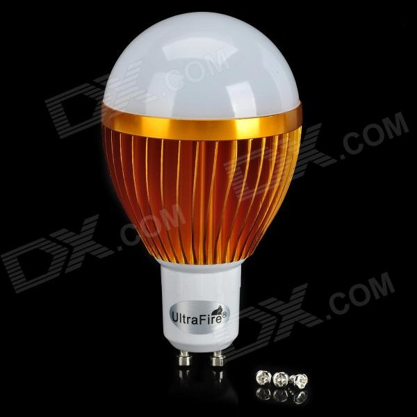 UltraFire LZ-02 GU10 5W 5-LED White Light Bulb Shell (100~240V)