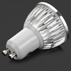 LSON GU10 4W 230lm 6000K 4-LED Cold White Light Spotlight (AC 85~265V)