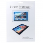 Protective Clear ARM Screen Guard Film for Samsung Galaxy Tab P7500 / P7510 - Transparent (3 PCS)