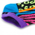 Combed Cotton Socks - Multicolor (Pair)