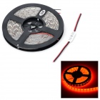 JRLED 72W 3500lm 300 x SMD 5050 LED Red Car Decoration Light Strip w/ Mini Controller - (12V / 5m)