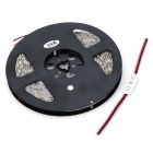 JRLED 72W 3500lm 300 x SMD 5050 LED Red carro decoração Light Strip w / Mini controlador-(12V / 5m)