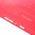Robatale 12 / 24V Dual-Power MK2B Heated Bed Board for RepRap 3D Printer - Red