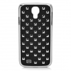 Cool Protective ABS Back Case for Samsung Galaxy S4 i9500 - Black