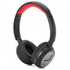 "XF-228 1.3"" LCD Bluetooth V2.1 Stereo Headphones MP3 Player w/ TF / FM / Mic - Black (Max. 16GB)"