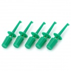 LSON ABS Test Clip Hooks - Green (5 PCS / Small-Size)