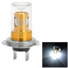 HJ HJ-23-H7-10W H10 10W 450~500lm 6000K 8-2323 SMD LED White Light Car Lamp (10~30V)