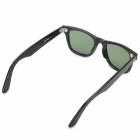 Oreka 2140 Retro UV400 Protection Resin Lens Sunglasses