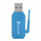 Mini Bluetooth 2.0 USB 2.0 Dongle Adapter (Purple)