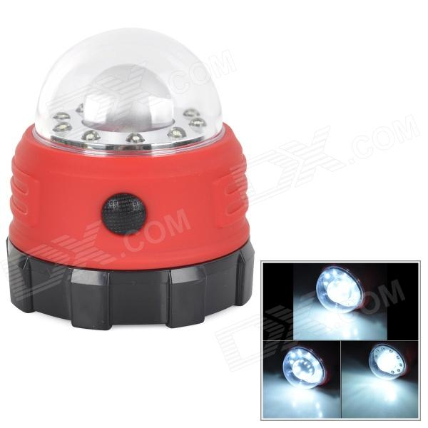 LSON YT-817B 1W 11-LED 3-Mode White Light Camping Lamp w/ Magnetic Suction Cup