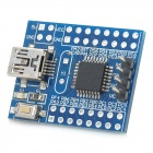 STM8S103K3T6 STM8 Core-board Development Board Module - Deep Blue