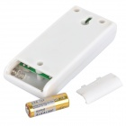 Remote Switch for Incandescent / Fluorescent /  Energy-Saving Lamps - White (1 x 23A)