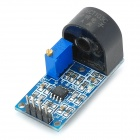 YQJ010504 Single Phase AC Current Sensor Module w/ Active Output - Deep Blue (5A)