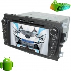 "LsqSTAR 7"" Android 4.0 Car DVD Player w/ GPS, TV, RDS, Wi-Fi,PIP, SWC, 3D UI,Can Bus for FORD Mondeo"