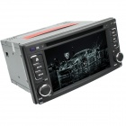"LsqSTAR 6.2"" 2Din Car DVD Player w/ GPS,RDS,AUX,SWC,Radio,6CDC,TV,BT,Dual Zone for Subaru Forester"