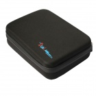 DUALANE C1746 Protective EVA Camera Storage Bag for GoPro HD Hero3+ / HERO3 / HERO2 - Black