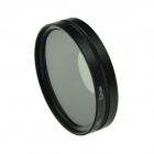 HighPro 52mm Converter + CPL Circular Polarizer Lens Filter for GoPro Hero3 / Hero 3+ - Black