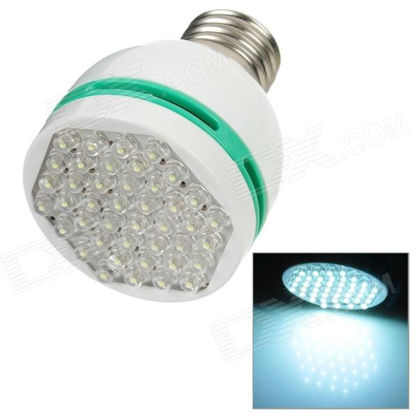E27 3W 42-LED Energy Saving Light Bulb (100~260V AC) hongyang sjg 80 commonly used small power transistor set black silver multicolored 80 pcs