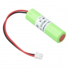 AOB NI-MH AA2400MAH 2400mAh 1.2V Rechargeable NI-MH Battery - Grass Green