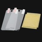 Clear PET Screen Protectors for IPHONE 5S/5/5C - Transparent (2PCS)