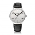 Genuine Bergmann 1955 Classic Unisex Watch, Minimalistic Designs w/ Japanese Quartz Movement