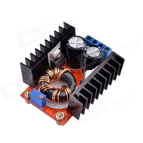 Navo 150W Voltage Booster modul - röd + svart
