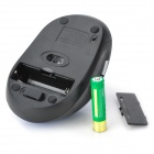 Professional 2.4GHz Wireless USB Optical Mouse with Mini USB Receiver (1*AA)