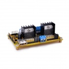 Navo L298N Stepper Driver and Power-Supply Module Wi-Fi Motor Drive Controller Module Board - Yellow
