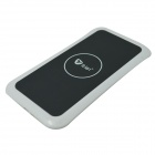 Itian K8 QI Standard Wireless Charger + Receiving Module for Micro USB Mobile Phone - White + Black
