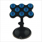 HT-821 Car / Home 360 Degree Rotation Multifunctional Phone Holder - Black + Blue