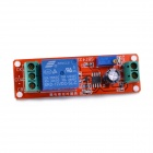 Navo NE555 Time Delay Monostable Switch Module Board - Red