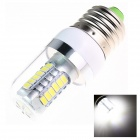 E27 8W 280lm 27-SMD 5630 LED Neutral White Light Lamp Bulb (220~240V)
