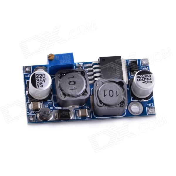 Navo LM2577 DC-DC Automatic Voltage Booster Module / Solar Energy Power Board - Deep Blue