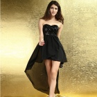 Women Sexy Charming Boulevard Sequined Long Cocktail Dress