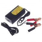 HB-2706105 27.6V1.5A 13.9W US Plug Charger for Lead-Acid Battery - Black (AC 100~240V)