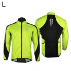 WOLFBIKE BC213 Fleeces Cycling Clothes Coat w/ Long Sleeve for Men (L)