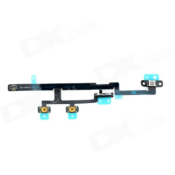 Replacement Power On / Off Flex Cable for IPAD AIR - Black replacement power button flex cable for ipad mini black silver