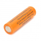 UltraFire Rechargeable 14500 900mAh Batteries - Orange + Black (4PCS)