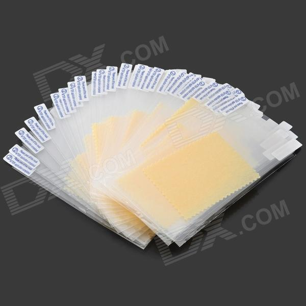 Protective Matte Screen Protector Guard Film for Samsung N9006 / N9002 / N9005 / N9000 (30 PCS) protective matte frosted screen protector film guard for samsung i9082 i9080 transparent