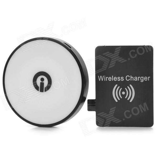 QI-S3 QI Standard Wireless Charger Kit for Samsung Galaxy S3 i9300 itian k8 qi standard wireless charger receiving module for samsung galaxy s3 i9300 white