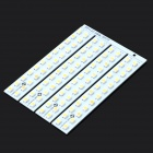 SENCART 1W 30lm 6000K 24-3528 SMD LED White Lamp Modules - White + Light Yellow (12V / 4 PCS)