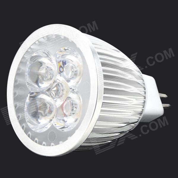 Z-5W-MR1601 5W GX5.3 500lm 6000K 5-6063 SMD LED White Lamp