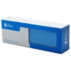 iBlue X3 Portable Bluetooth v3.0 2.0-CH Speaker - Blue