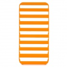 S-What Ladder Style Protective Plastic Case for IPHONE 5 / 5S - Orange